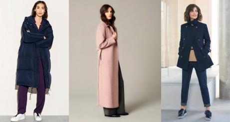 Personal Shopper Berlin - Andrea Lakeberg - empfiehlt: stilsichere Mäntel!